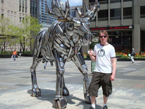 Heavy Metal Moose Chicago