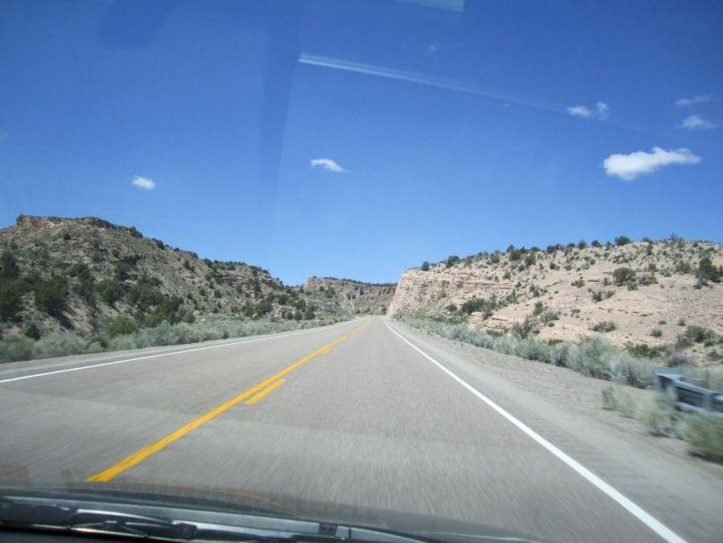 Highway 318 Nevada