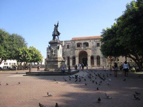 Parque Colon Santo DomingoDomincan Republic 070