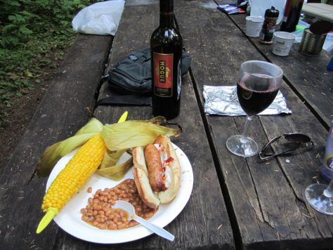 Mt Rainier camping food 041