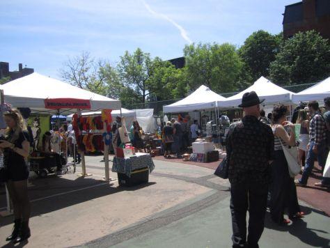 Brooklyn Flea Market New York