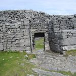 Dun Aengus Aran Islands Ireland
