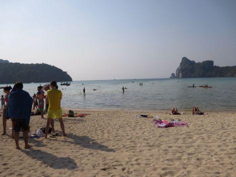 Loh Dalum Bay Phi Phi Don Thailand 437