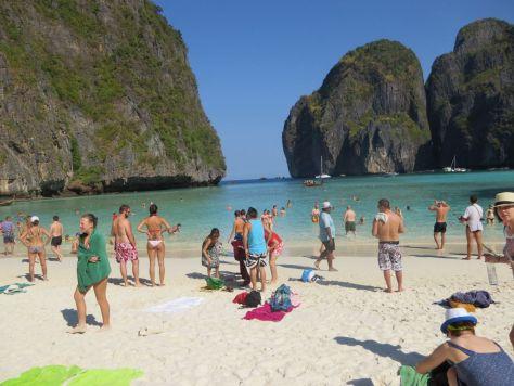 Maya Bay Phi Phi Leh Thailand 466
