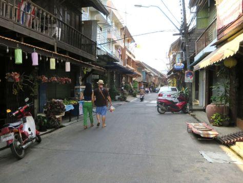 Chanthaburi town Thailand 566