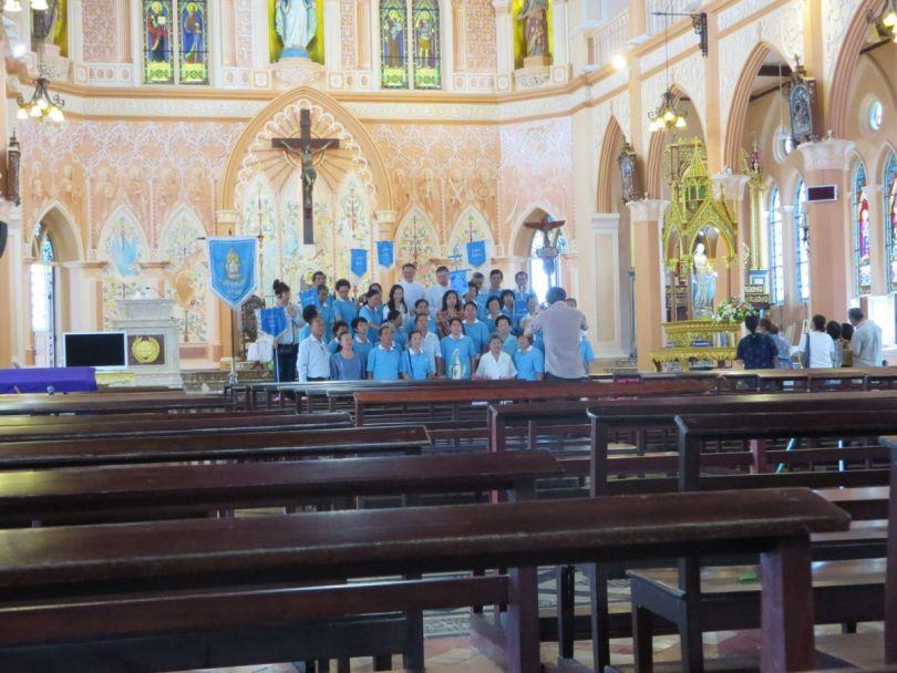 Chanthaburi Catholic Church Thailand