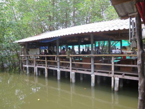 Soft Shell Crab Farm restaurant, Chanthaburi Thailand 625