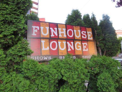 Funhouse Lounge Portland