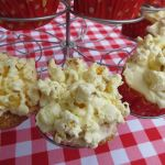 Culinary Adventures: Buttered Popcorn Cupcakes