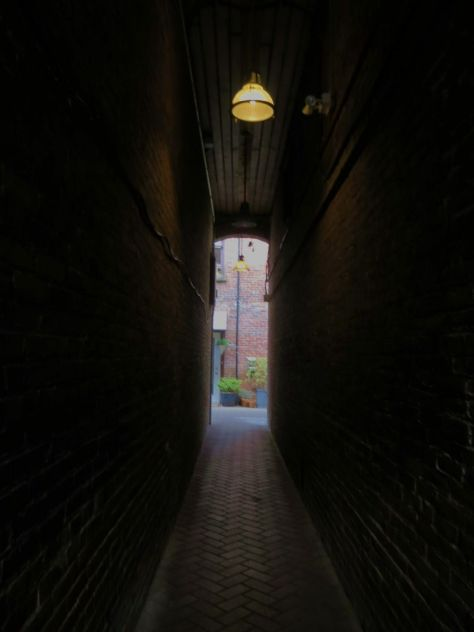 """Dragon Alley"" Victoria BC"