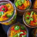 Culinary Adventures: Pickled Peppers