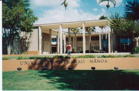 The University of Hawaii