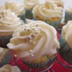 Culinary Adventures: Champagne Cupcakes