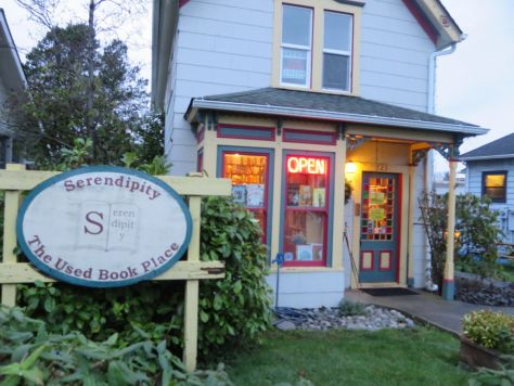 Serendipity Books Friday Harbor
