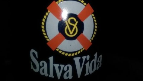 Salva Vida is the Life Saver. Photo by Amy and Lance Blackstone