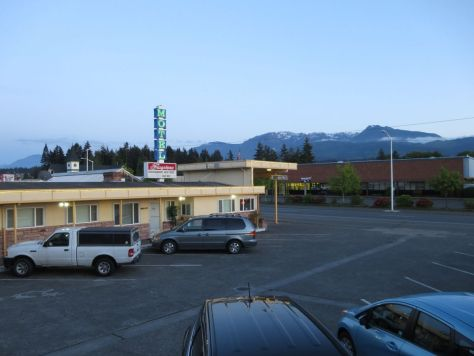 Flagstone Motel Port Angeles