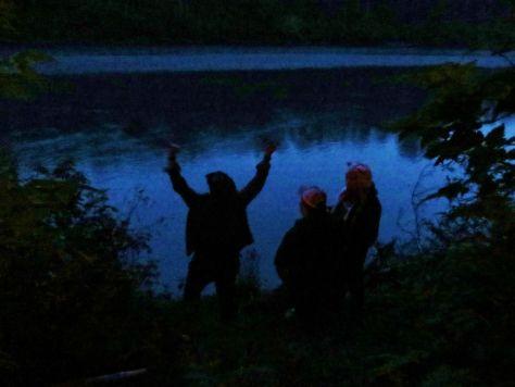 Hoh River camping