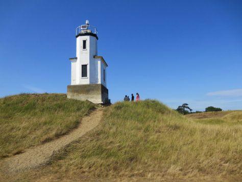 cattle point lighthouse san juan island