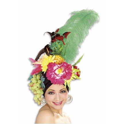 carmen miranda costume fruit hat