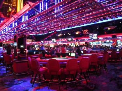 Weird things in Nevada: Peppermill Casino, Reno