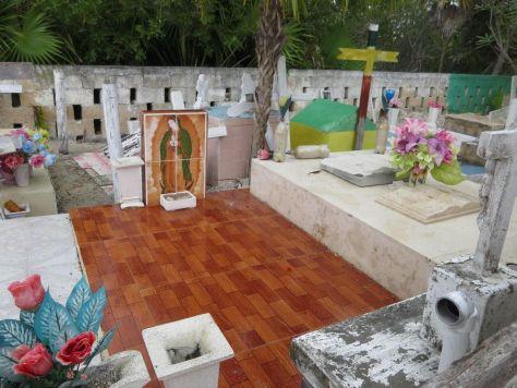 Isla Holbox Cemetery