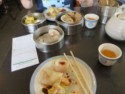 Dim Sum at T&T Seafood in Edmonds