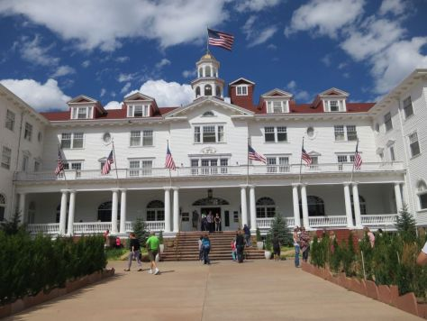 The Stanley Hotel in Estes Park, Colorado