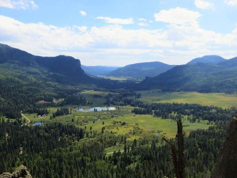 Wolf Creek Pass, Colorado