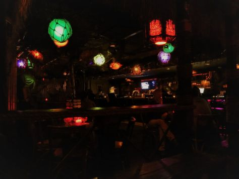 Frankie's Tiki Room, downtown Las Vegas