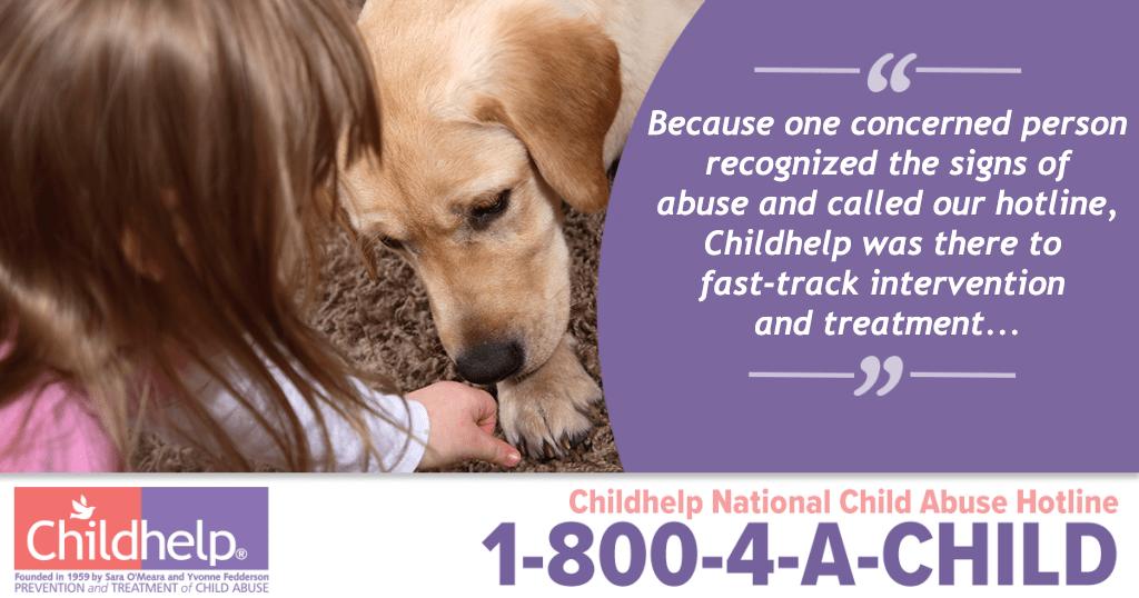 Childhelp National Child Abuse Hotline