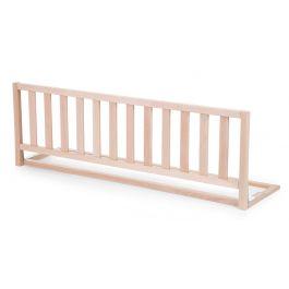 barriere de lit 120 cm bois naturel