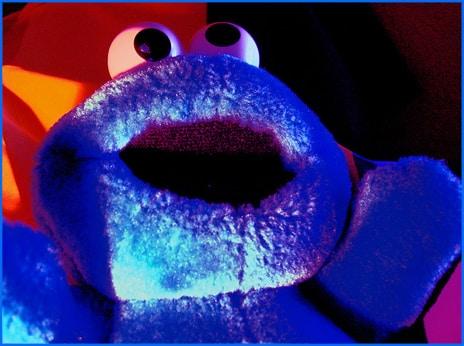 Cookie acid monster