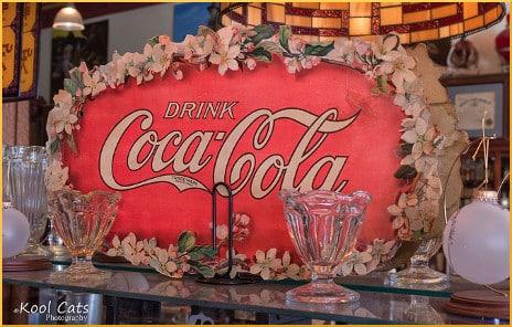 Nothing Like Having a Coke