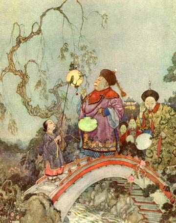 Is it Possible?, by Edmund Dulac