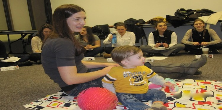 Baby Observation at Bank Street College