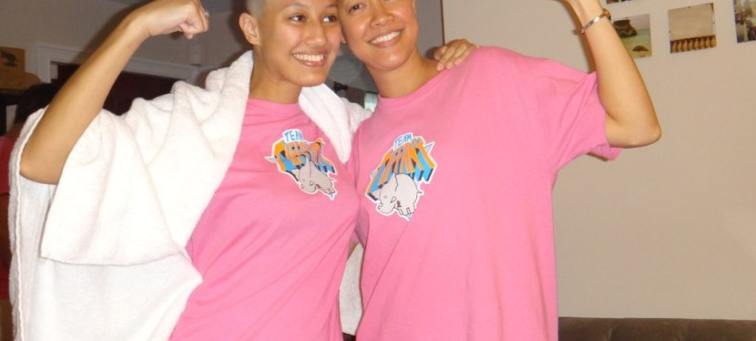 You're Not Alone; Sisters Fighting Breast Cancer Together
