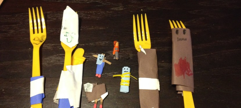 Release those Fears to Worry Dolls