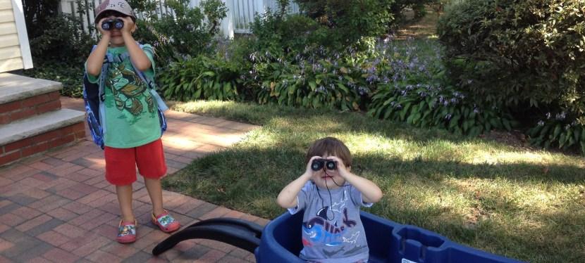 Explore Through Play: Scavenger Hunt
