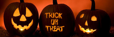 Patience with ALL the Trick or Treaters
