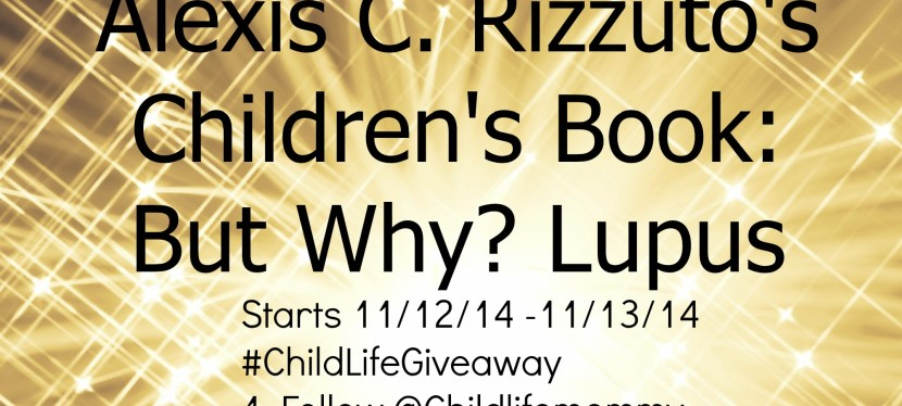 Twitter Giveaway- But Why? Lupus