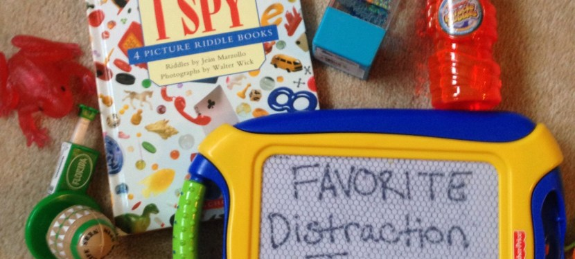 Favorite Distraction Toys