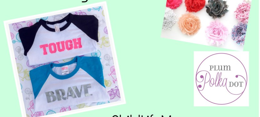 Accessorize Your Tough Little Girl: Giveaway