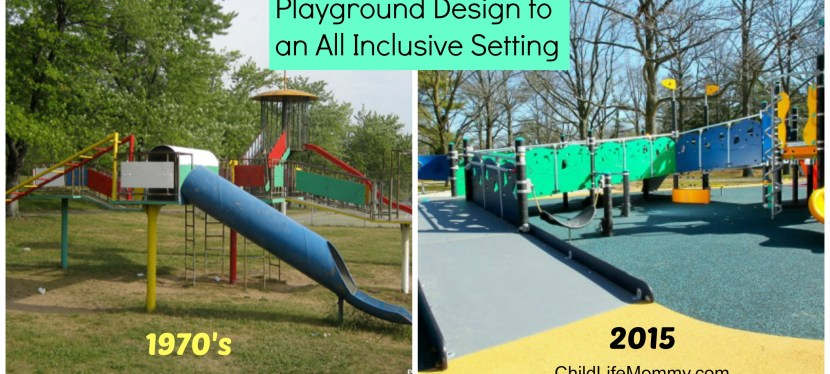 Playground Designs for an All Inclusive Setting