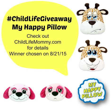 My HappyPillowGiveaway