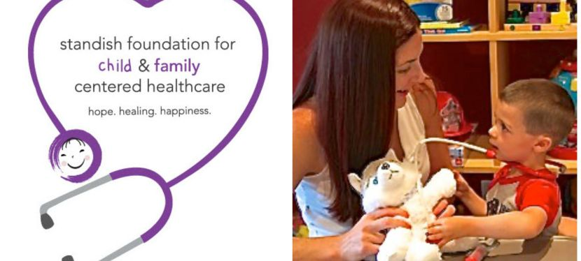 Helping Hospitalized Children: The Standish Foundation
