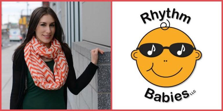 Rhythm Babies Collage