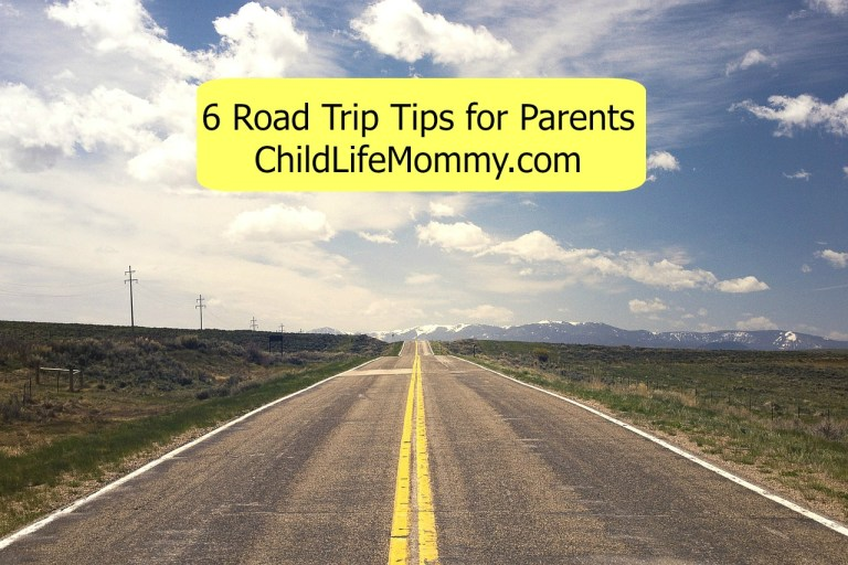 6 Road Trip Tips for Parents