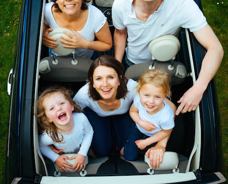 Surviving A Road Trip With Your Kids