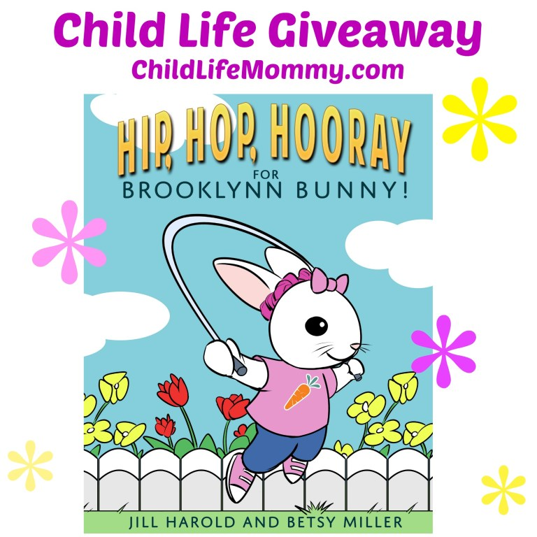 Hip, Hop, Hooray for Brooklynn Bunny Giveaway