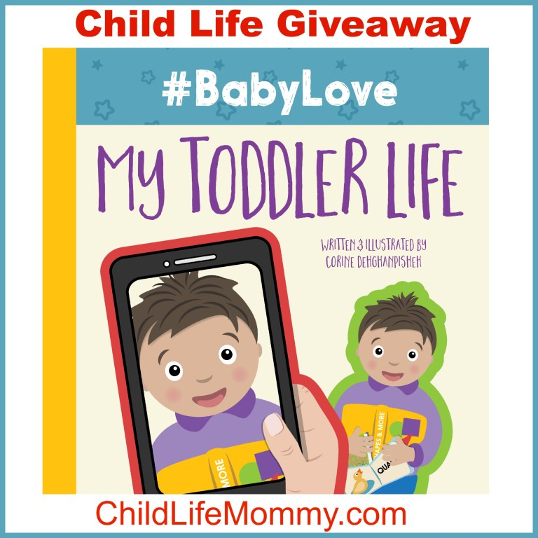 #BabyLove My Toddler Life Giveaway
